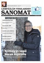 Lempäälän-Vesilahden Sanomat 11.01.2017