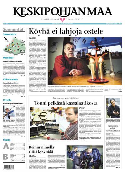 KESKIPOHJANMAA 24.12.2018 Lehtiluukku.fi