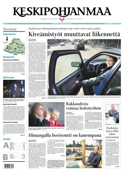 KESKIPOHJANMAA 18.4.2002 Lehtiluukku.fi