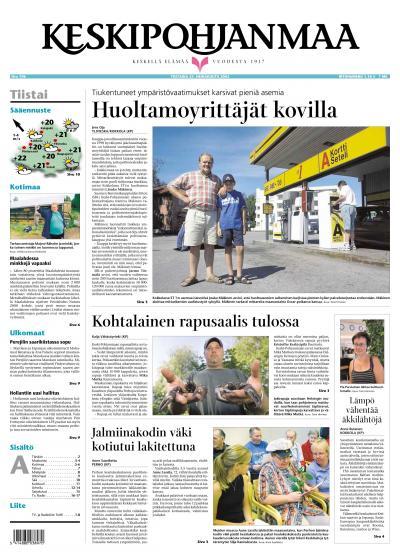 Goottivaatteet Hieroja Oulu Kaakkuri