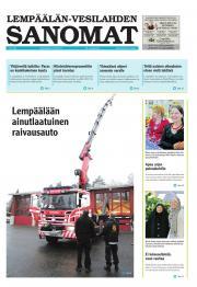 Lempäälän-Vesilahden Sanomat 31.10.2011