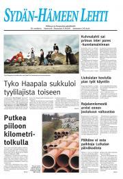 Sydän-Hämeen Lehti 01.11.2011