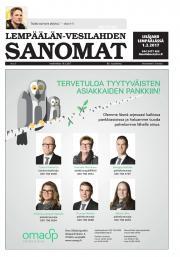 Lempäälän-Vesilahden Sanomat 18.01.2017