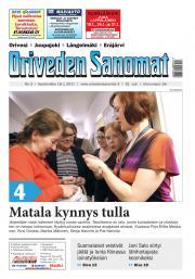 Oriveden Sanomat 18.01.2017