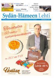 Sydän-Hämeen Lehti 25.01.2017
