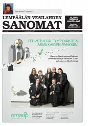 Lempäälän-Vesilahden Sanomat 25.01.2017