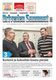 Oriveden Sanomat 25.01.2017