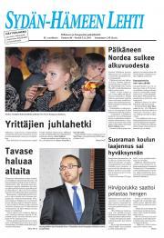 Sydän-Hämeen Lehti 04.11.2011