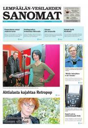 Lempäälän-Vesilahden Sanomat 07.11.2011