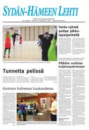 Sydän-Hämeen Lehti 08.11.2011