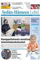Sydän-Hämeen Lehti 08.02.2017