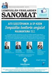 Lempäälän-Vesilahden Sanomat 08.02.2017