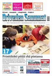 Oriveden Sanomat 08.02.2017
