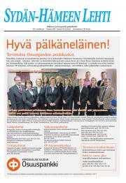 Sydän-Hämeen Lehti 11.11.2011