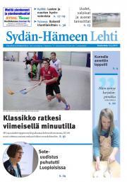 Sydän-Hämeen Lehti 15.02.2017