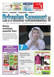 Oriveden Sanomat 15.02.2017