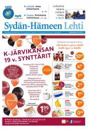 Sydän-Hämeen Lehti 22.02.2017