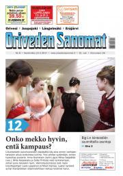 Oriveden Sanomat 22.02.2017