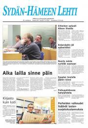 Sydän-Hämeen Lehti 18.11.2011