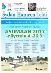 Sydän-Hämeen Lehti 01.03.2017