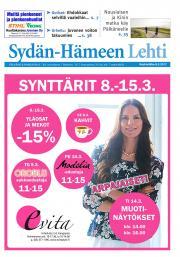 Sydän-Hämeen Lehti 08.03.2017