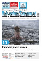 Oriveden Sanomat 01.03.2017