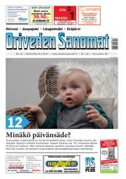 Oriveden Sanomat 08.03.2017