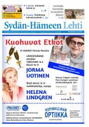 Sydän-Hämeen Lehti 15.03.2017