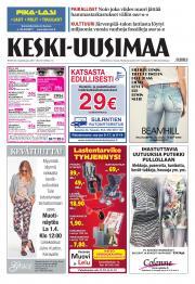 Lehtiluukku.fi - Keski-Uusimaa 28.3.2017 - Suomen laajin valikoima  digilehtiä netissä 7f2630c4b0