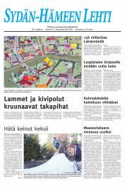 Sydän-Hämeen Lehti 29.11.2011