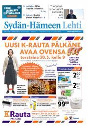 Sydän-Hämeen Lehti 29.03.2017