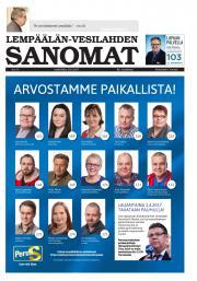 Lempäälän-Vesilahden Sanomat 29.03.2017