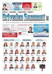 Oriveden Sanomat 29.03.2017