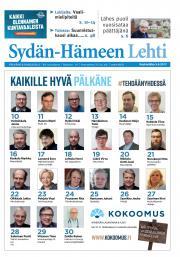 Sydän-Hämeen Lehti 05.04.2017