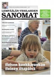 Lempäälän-Vesilahden Sanomat 12.04.2017