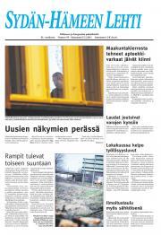 Sydän-Hämeen Lehti 06.12.2011