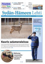 Sydän-Hämeen Lehti 20.04.2017