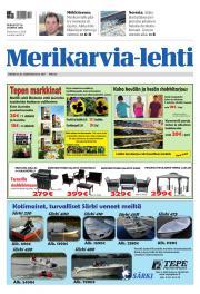 Merikarvia-lehti