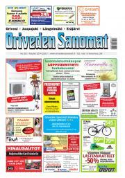 Oriveden Sanomat 20.04.2017