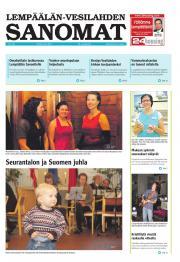 Lempäälän-Vesilahden Sanomat 08.12.2011