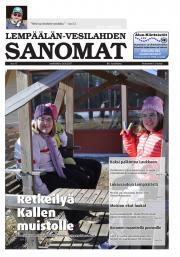 Lempäälän-Vesilahden Sanomat 26.04.2017