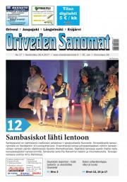 Oriveden Sanomat 26.04.2017