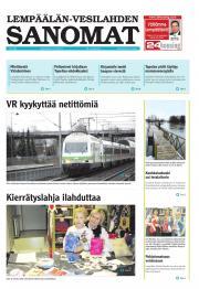 Lempäälän-Vesilahden Sanomat 12.12.2011
