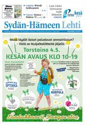 Sydän-Hämeen Lehti 03.05.2017