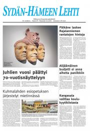 Sydän-Hämeen Lehti 13.12.2011