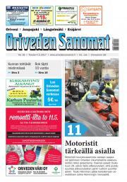 Oriveden Sanomat 04.05.2017