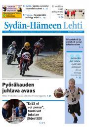 Sydän-Hämeen Lehti 10.05.2017