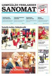 Lempäälän-Vesilahden Sanomat 15.12.2011