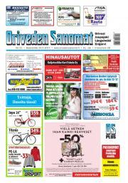 Oriveden Sanomat 24.05.2017