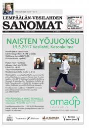 Lempäälän-Vesilahden Sanomat 17.5.2017